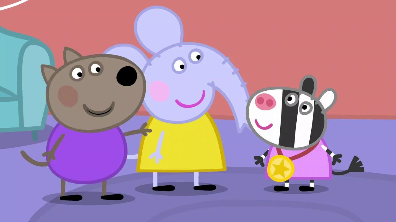 Download Peppa Pig Wutz Neue Folgen - Edmund elefant feiert Geburtstag - Kinderfilme