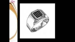 видео Купить мужское кольцо с геральдической лилией