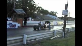 Hayabusa Jr. Comp Dragster (6.44 @ 122.62 mph - 1000ft!!!)