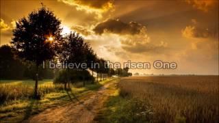 Matt Maher - Because He Lives (Amen) Lyrics