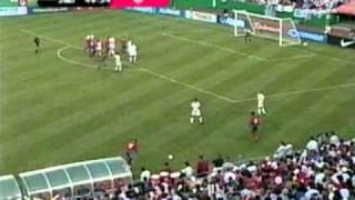 MNT vs. Costa Rica: Highlights - April 25, 2001