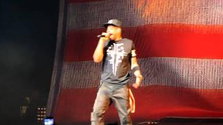 Otis Live @ MSG I Invented Swag!! JAY-Z & KANYE WEST