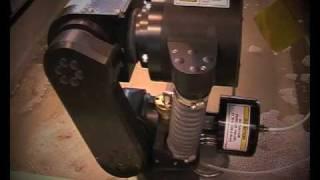 OMAX in Headland Machinery Showroom - Demo