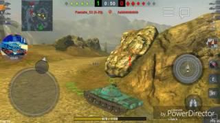 World of Tanks Blitz || World of Olympics!!!