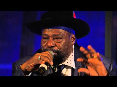 George Clinton on Atomic Dog