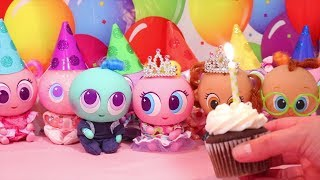 Nerlies Birthdays ! Toys and Dolls Fun for Kids with Distroller Babies & Toddlers Birthday Party