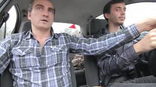 Учебная езда (скрытая камера)