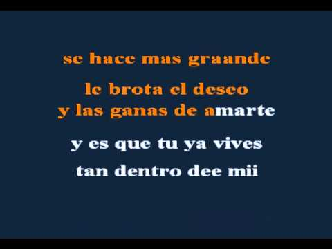 Banda San Jose de Mesillas - Indispensable (karaoke)
