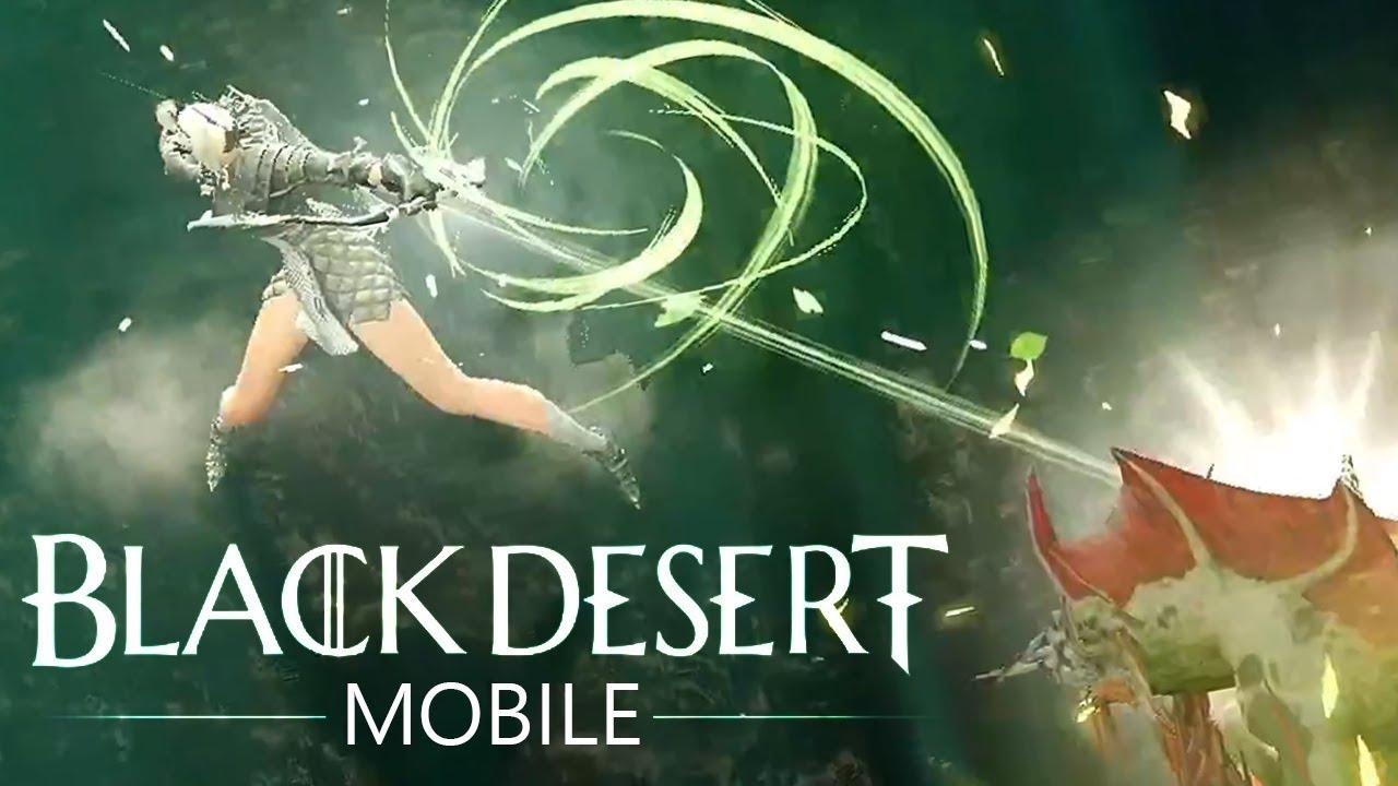Black Desert Mobile: Tiền nhập môn game thủ cần biết gì?