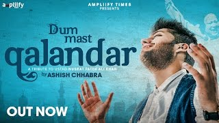 Download Hindi Video Songs - Dum Mast Qalandar Mast Mast | Full Video | Ashish Chhabra | Nusrat Fateh Ali Khan | Ampliify Times