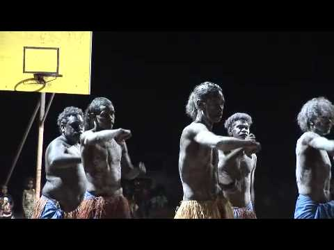Chooky Dancers - Yolngu Zorba Meets Superman