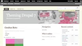 Drupal 7 Tutorial   Adding JavaScript to a theme