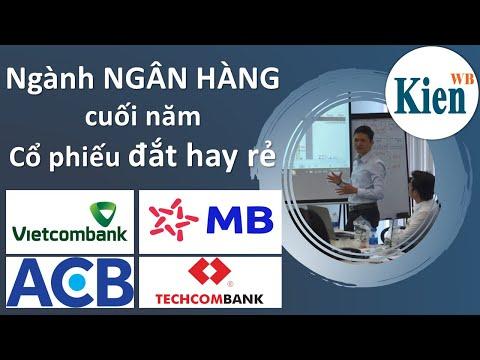 Biến động Cổ Phiếu Ngân Hàng | Lãi Suất Dự Trữ Bắt Buộc |VCB, MBB, ACB, TCB, BID| Đầu Tư Chứng Khoán