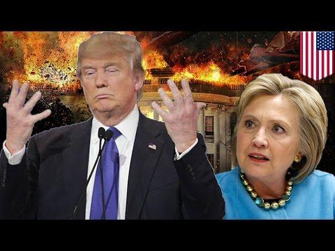 Donald Trump 2016: Trump spanks Rubio, Clinton puts away Bernie Sanders - TomoNews