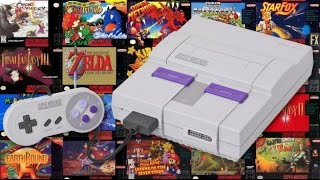 Ultimate Nintendo: Guide to the SNES Library? #CUPodcast