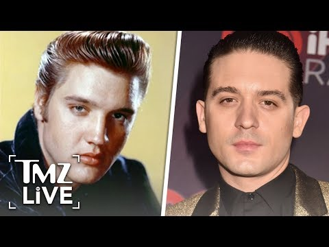 G-Eazy Makes Strong Push To Play Elvis | TMZ Live Mp3