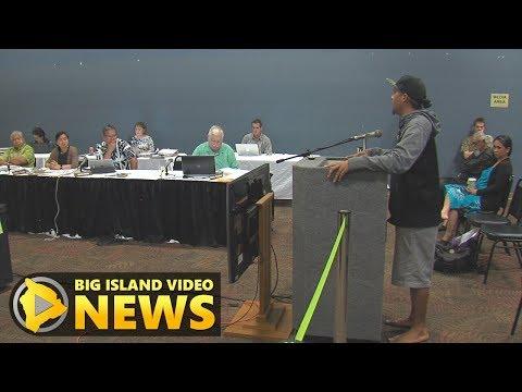UH Regents Special Meeting On Mauna Kea (Feb. 22, 2018)