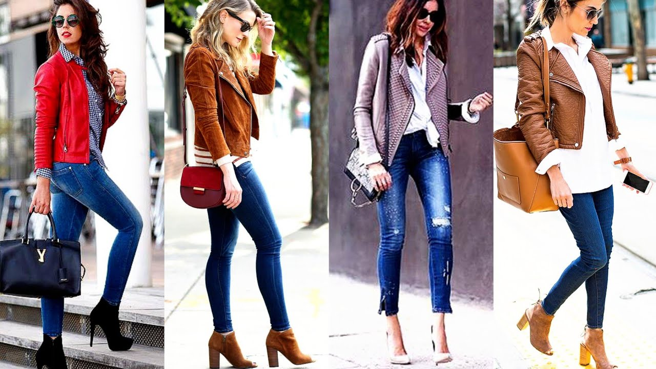 [VIDEO] - Winter Work Women's Outfit casual Style outfits Newyork street style boyfriend jeans Outfit 2