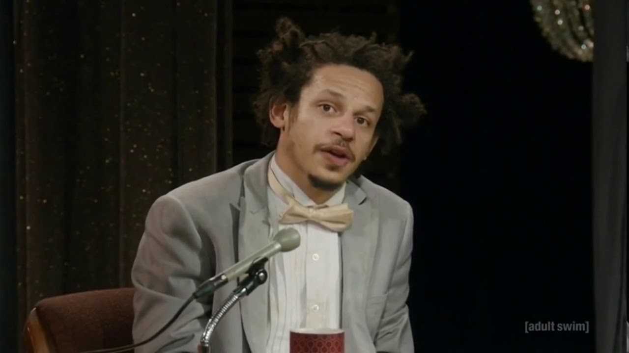 A PSA from Eric Andre