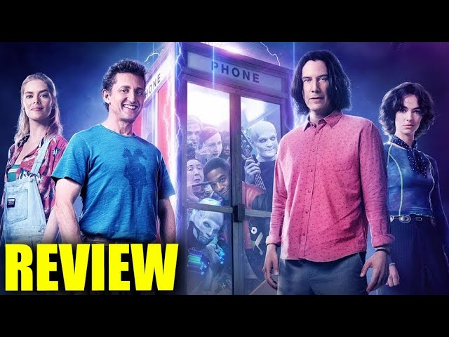 Bill & Ted 3: Face The Music - Review - Excellent or Bogus?!