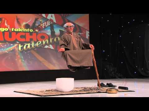Levitacion En Tengo Talento Mucho Talento - Special Head   Levitando