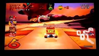 Video CTR Crash team racing 101% walkthrough part 14 [ITA] download MP3, 3GP, MP4, WEBM, AVI, FLV Oktober 2018