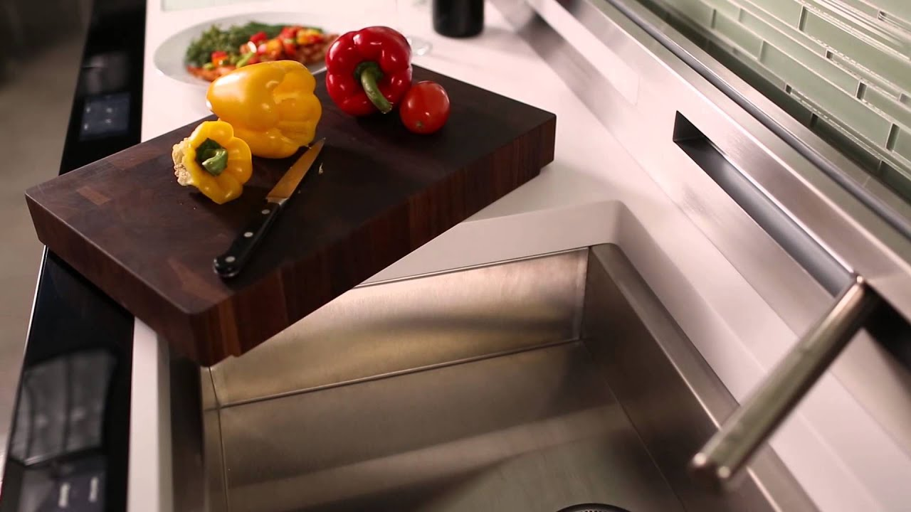 Ge Appliances Micro Kitchen Youtube