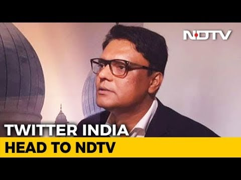 Twitter Chatter: NDTV Exclusive With India Head Of Twitter