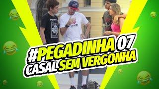 Pegadinha Casal Sem Vergonha - Part. Victor Goes