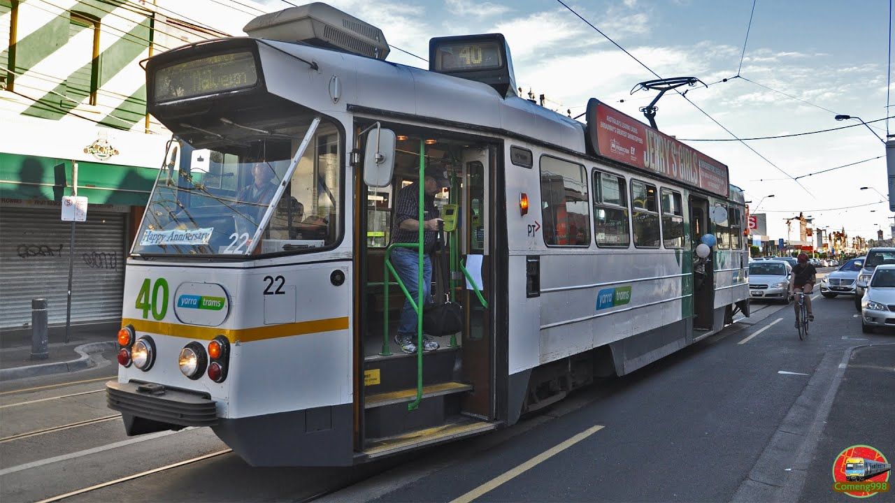 Ruby Jubilee Tour - 40 years of the Z Class - Yarra Trams (Part 8 Final)