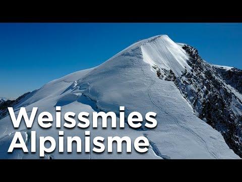 Weissmies Voie Normale Valais Suisse alpinisme montagne Workit Summit Challenge 2017