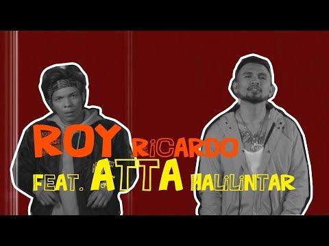 VIRAL - Roy Ricardo ft Atta Halilintar ( LYRICS VIDEO )