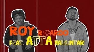 VIRAL - Roy Ricardo ft Atta Halilintar ( LYRICS VIDEO )