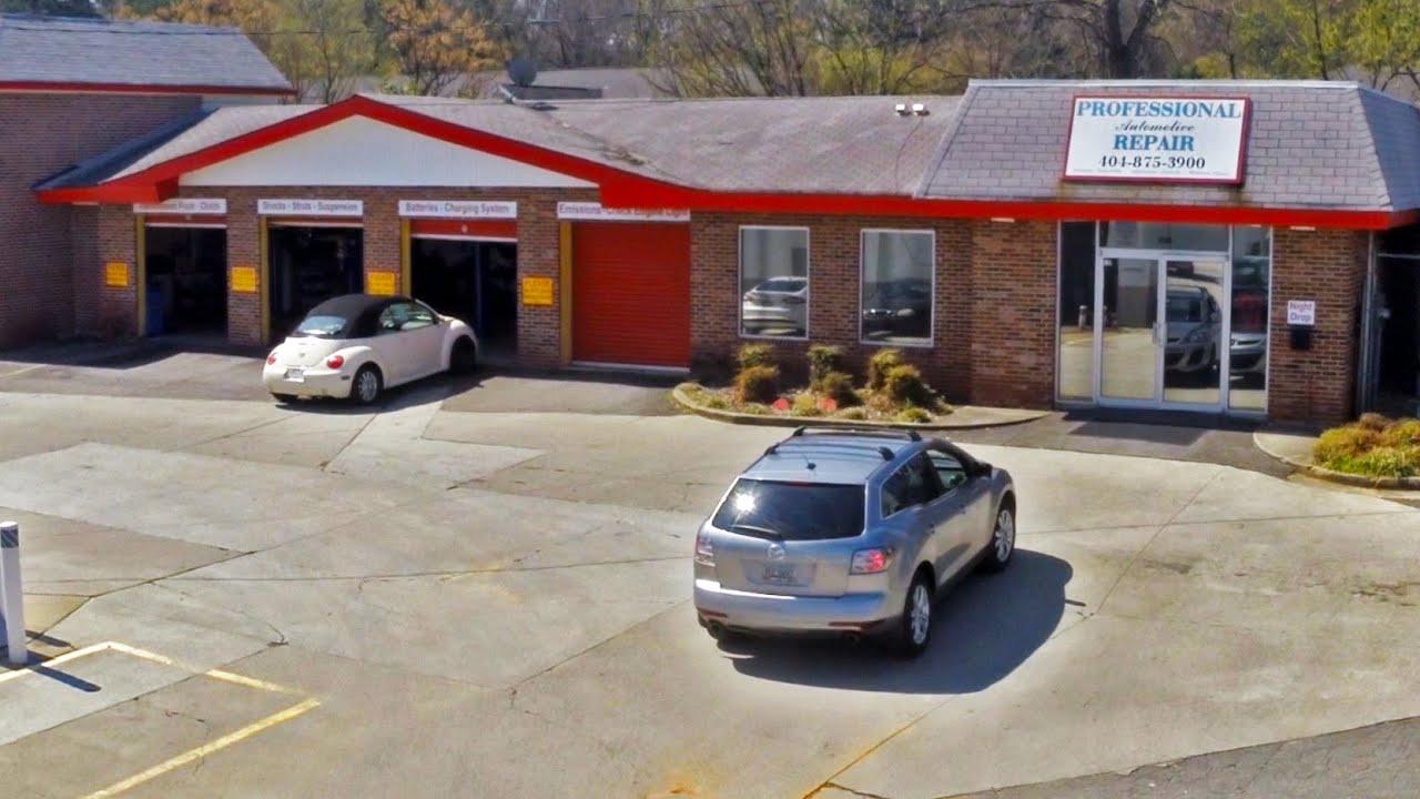 Professional Automotive Repair   Auto Repair Shop Midtown ...