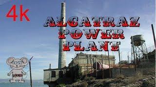 Alcatraz Power Plant in 4K