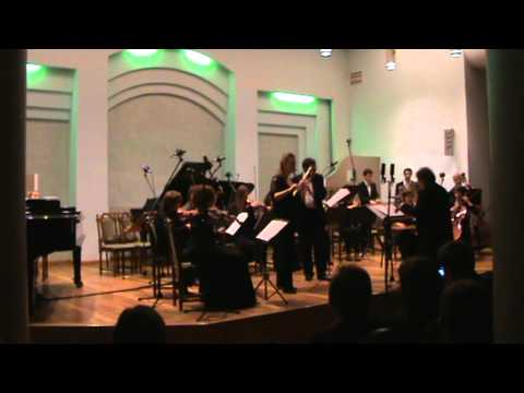 Eugene Magalif (Евгений Магалиф). COLIBRI (Hummingbird) by Classic-Avantgarde Ensemble