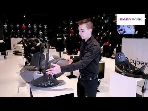 Cybex Cloud Z I-Size Baby Autostoeltje   Review