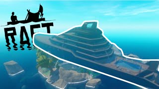 LETS GET CRUISING | Raft #7