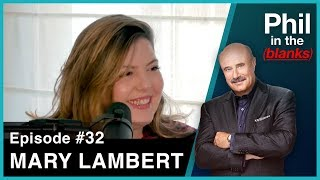 Phil In The Blanks #32 - MARY LAMBERT