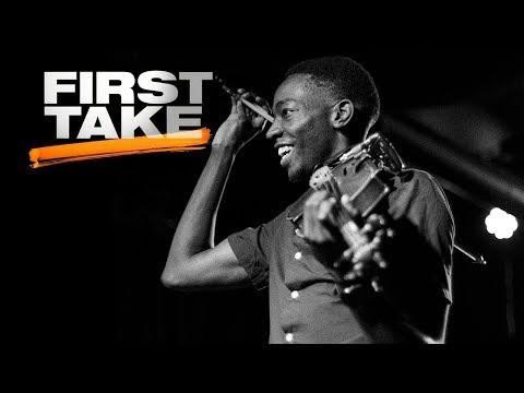 ESPN First Take Theme - Eric Stanley