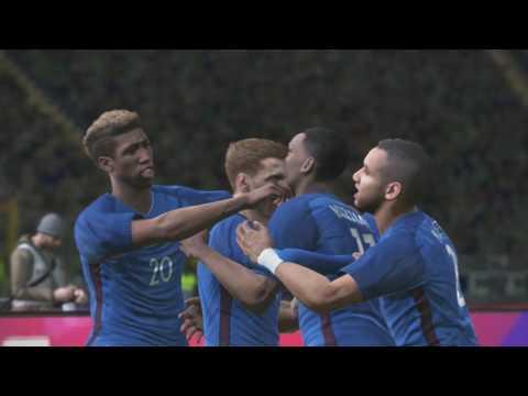 FT WC Group E - France Vs Scotland