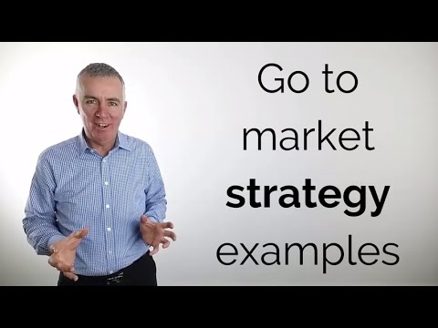 Gotomarket Strategy Examples YouTube - Go to market strategy template