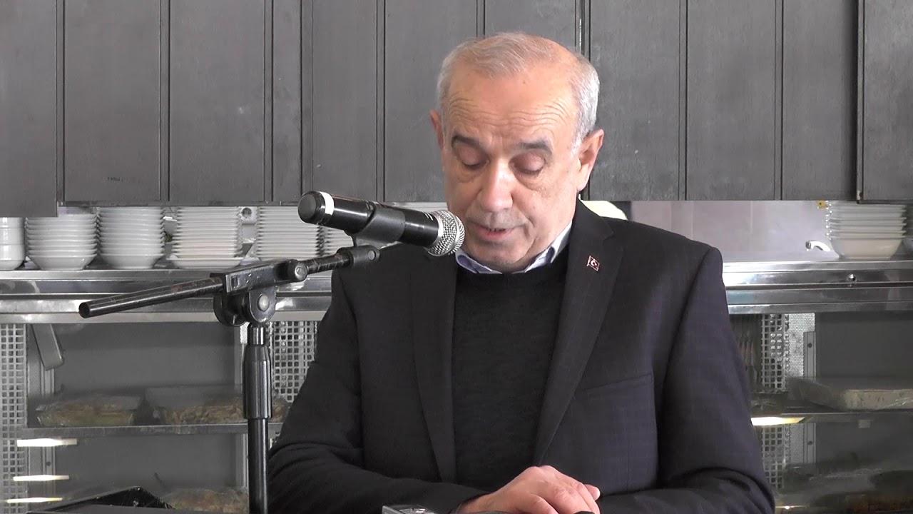 Başkan Mehmet Eriş muhtarlarla buluştu