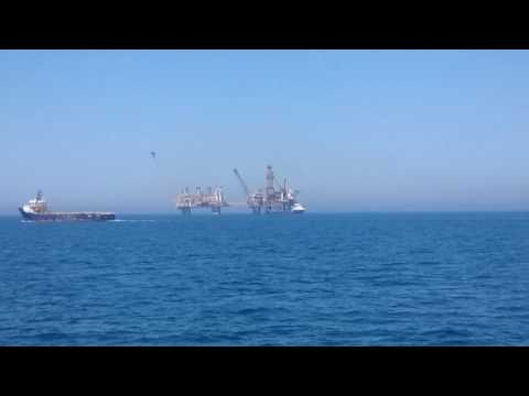 Offshore Central Azeri Platform