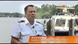 Auf Streife mit der Wasserschutzpolizei (Dossier 24) - Teil 1