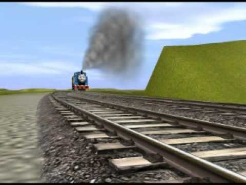 Thomas' Trainz Adventures - Brave Little Engine Music Video