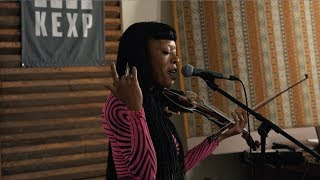 Sudan Archives - Come Meh Way (Live on KEXP)