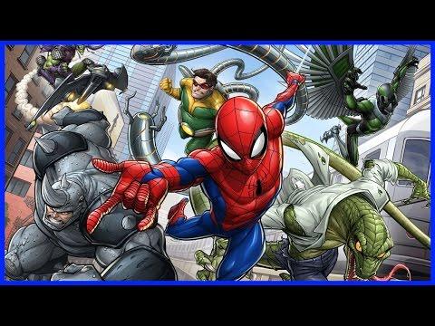 Новый Человек-Паук Spider-Man 2017 Обзор