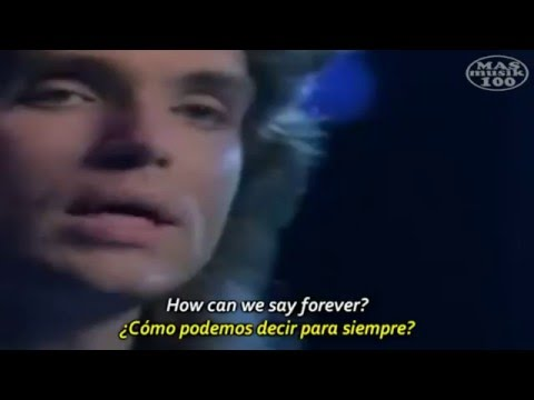 Richard Marx- Right Here Waiting (Subtitulado Esp.+ Lyrics) OFICIAL