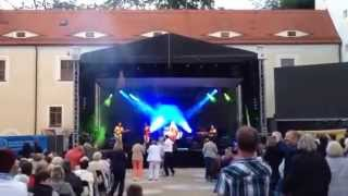 Waterloo A Tribute To Abba live in Freiberg Take A Chance On Me